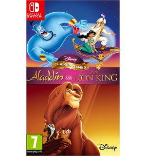Aladdin/Lion King Collection Switch