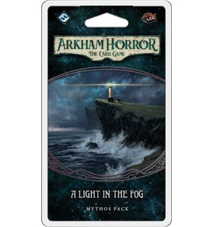 Arkham Horror TCG A Light in the Fog Exp Utvidelse til Arkham Horror Card Game