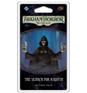 Arkham Horror TCG Search for Kadath Exp Utvidelse til Arkham Horror Card Game