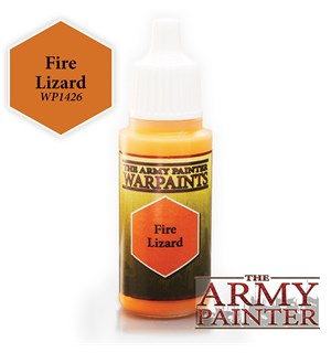 Army Painter Warpaint Fire Lizard