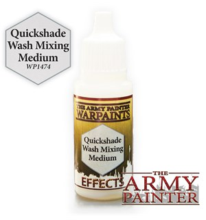 Army Painter Warpaint Quickshade Wash Mixing Medium