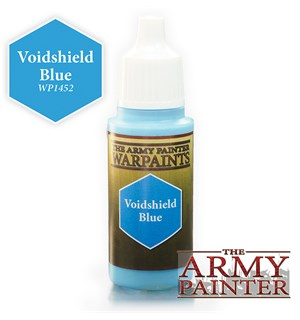 Army Painter Warpaint Voidshield Blue Også kjent som D&D Ghostly Blue