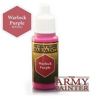 Army Painter Warpaint Warlock Purple