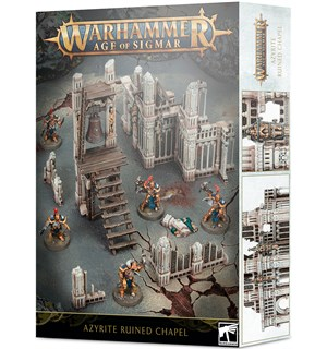 Azyrite Ruined Chapel Warhammer Age of Sigmar