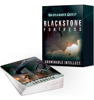 Blackstone Fortress Abominable Intellect Warhammer Quest 40K