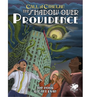 Call of Cthulhu Shadow Over Providence Call of Cthulhu RPG