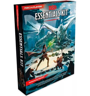 D&D Essentials Kit Dungeons & Dragons