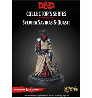 D&D Figur Coll. Series Sylvira Savikas Dungeons & Dragons Collectors Series