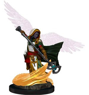 D&D Figur Icons Aasimar Wizard Female Icons of the Realm Premium Figures