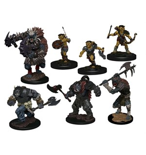D&D Figur Icons Monsters Village Raiders
