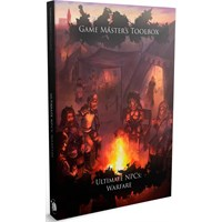 D&D Suppl. Ultimate NPC Warfare Dungeons & Dragons Supplement