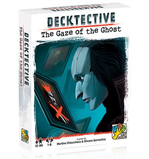 Decktective The Gaze of Ghost Kortspill