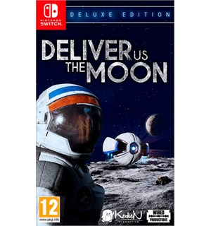 Deliver Us The Moon Deluxe Ed Switch Deluxe Edition