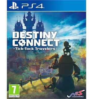 Destiny Connect PS4 Tick Tock Travelers