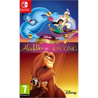 Disney Classic Aladdin/Lion King Switch