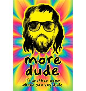 Dude More Dude Kortspill