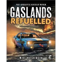 Gaslands Refuelled Brettspill (Regelbok)