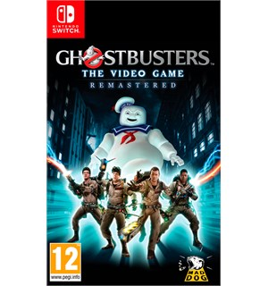 Ghostbusters The Video Game Switch Remastered