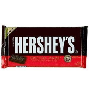 Hersheys Special Dark Giant Bar 200g
