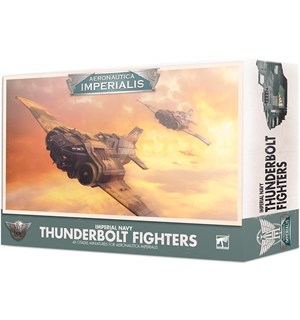Imperial Navy Thunderbolt Fighters Aeronautica Imperialis