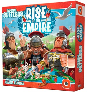 Imperial Settlers Rise of the Empire Exp Utvidelse til Imperial Settlers
