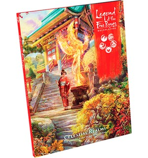 Legend of the 5 Rings RPG Celestial Real Legend of the Five Rings Sourcebook