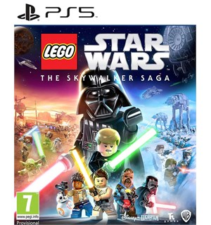Lego Star Wars Skywalker Saga PS5