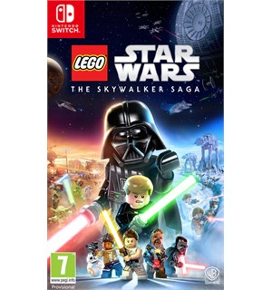 Lego Star Wars Skywalker Saga Switch