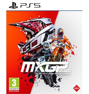 MXGP 2020 PS5 The Official Motocross Videogame