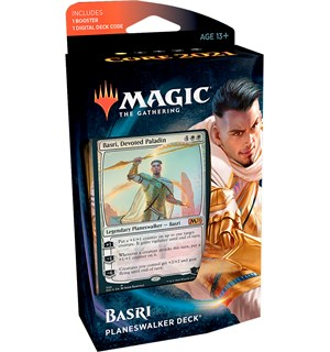 Magic Core 2021 PW Deck Basri Planeswalker Deck - Hvit