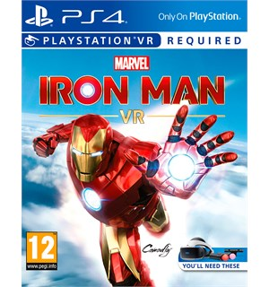 Marvel Iron Man VR PS4