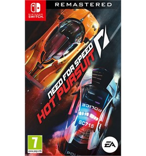 Need for Speed Hot Pursuit Switch Remastered