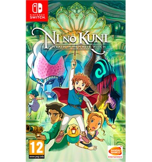 Ni No Kuni Wrath of White Witch Swiich Wrath of the White Witch