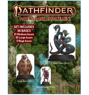 Pathfinder 2nd Ed Pawns Base Assortment Second Edition RPG
