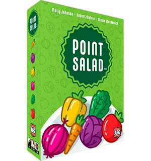 Point Salad Kortspill