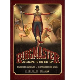 Ringmaster Brettspill Welcome to the Big Top