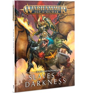 Slaves to Darkness Battletome Warhammer Age of Sigmar