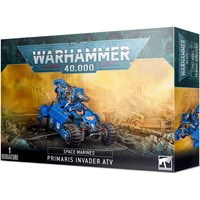 Space Marines Primaris Invader ATV Warhammer 40K