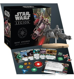 Star Wars Legion BARC Speeder Expansion Utvidelse til Star Wars Legion