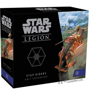 Star Wars Legion STAP Riders Expansion Utvidelse til Star Wars Legion