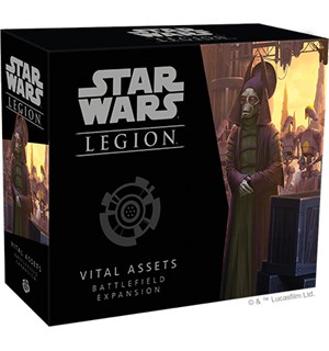 Star Wars Legion Vital Assets Pack Utvidelse til Star Wars Legion