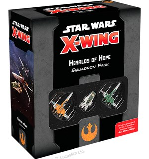 Star Wars X-Wing Heralds of Hope Exp Utvidelse til Star Wars X-Wing 2nd Ed