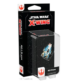 Star Wars X-Wing RZ-1 A-Wing Expansion Utvidelse til Star Wars X-Wing 2nd Ed