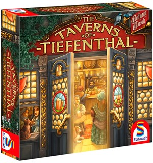 Taverns of Tiefenthal Brettspill