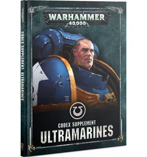 Ultramarines Codex Supplement 2019 Ed.