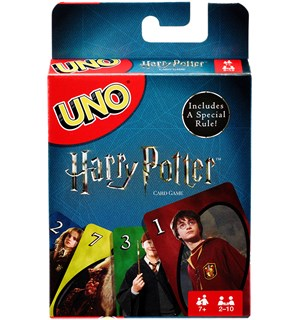 Uno Harry Potter Brettspill