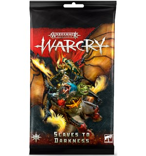 Warcry Cards Slaves to Darkness