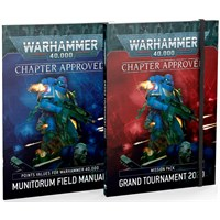 Warhammer 40K Chapter Approved 2020 Munitorum Field Manual/Grand Tournament