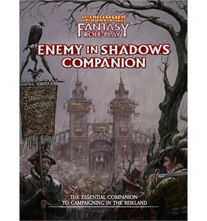 Warhammer RPG Enemy in Shadows Companion Warhammer Fantasy - Enemy Within
