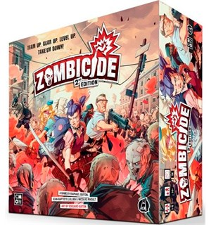 Zombicide 2nd Edition Brettspill